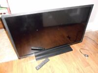 Toshiba 39 inch LED TV spares or repairs