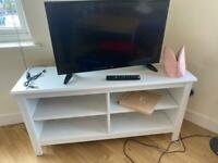 ikea white tv stand and storage