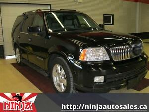 2005 Lincoln Navigator Ultimate DVD Nav Heated Cooled Mem Seats
