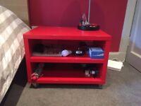 Two Ikea Bedside Cabinets