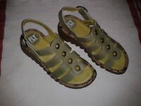 BRAND NEW FLY SANDALS SIZE 4(37)