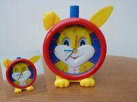 Bunny Alarm Clock - Tell/ teach sleep and wake time