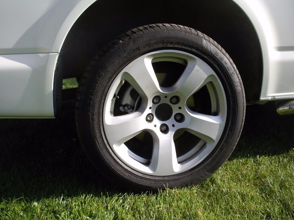 50 Inch Rims : Vw t alloy wheels inch with  load rated tyres