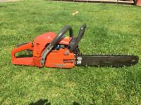 Husqvarna 357XP chainsaw