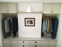 Fitted Wardrobes/Cupboards/Shelving/General carpentry