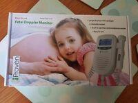 Baby Heart Monitor, iProvèn Fetal Doppler