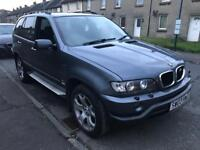 2003 BMW X5 sport spares or repairs