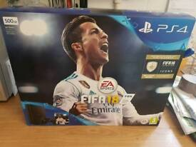 Brand new sealed ps4 comsole