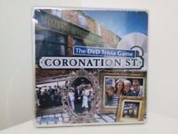 BRAND NEW Coronation Street DVD Trivia Game