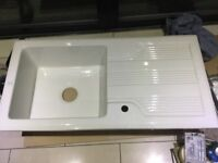 New Kitchen ceramic sink
