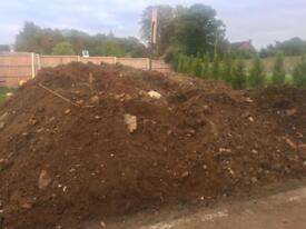 Free soil [about 5-7 tonne]+request to rid off +£50