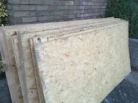 12 mm OSB sheets for sale