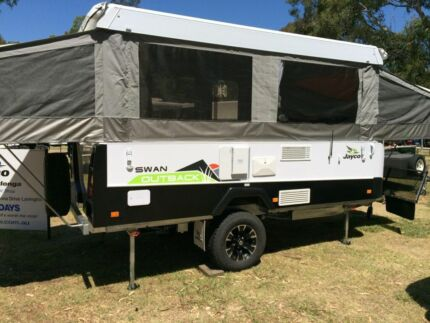 Jayco Swan Outback Nuriootpa Barossa Area Preview