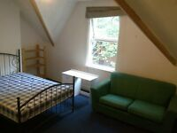 Large room available in shared house