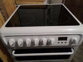 HOTPOINT COOKER,
