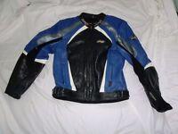 2 piece leathers
