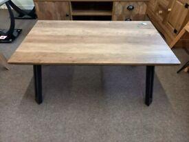 NEW Medium Oak Effect Coffee Table.