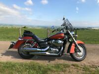 2011 Honda Shadow - VT750-CSA