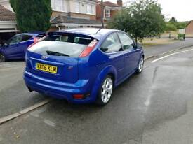 Ford focus st low miles