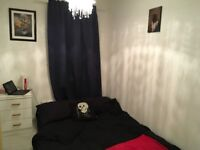 Comfy futon for sale £60 ono - v good condition