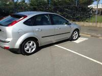 56 Focus 1.6 Zetec Climate CambeltChanged, 1.6 , Service History,1 yr Mot, Silver