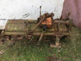 60 inch Howard rotavator