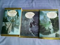 Lord of the Rings - All 3 complete volumes.