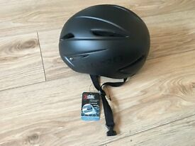 Black Giro cycling helmet 55-59 cm