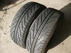 Two 205-55-16 tires   $80.00