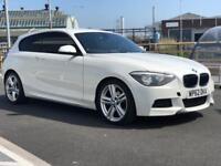 2013 BMW 1 Series 116D M Sport 3DR *HUGE SPEC*