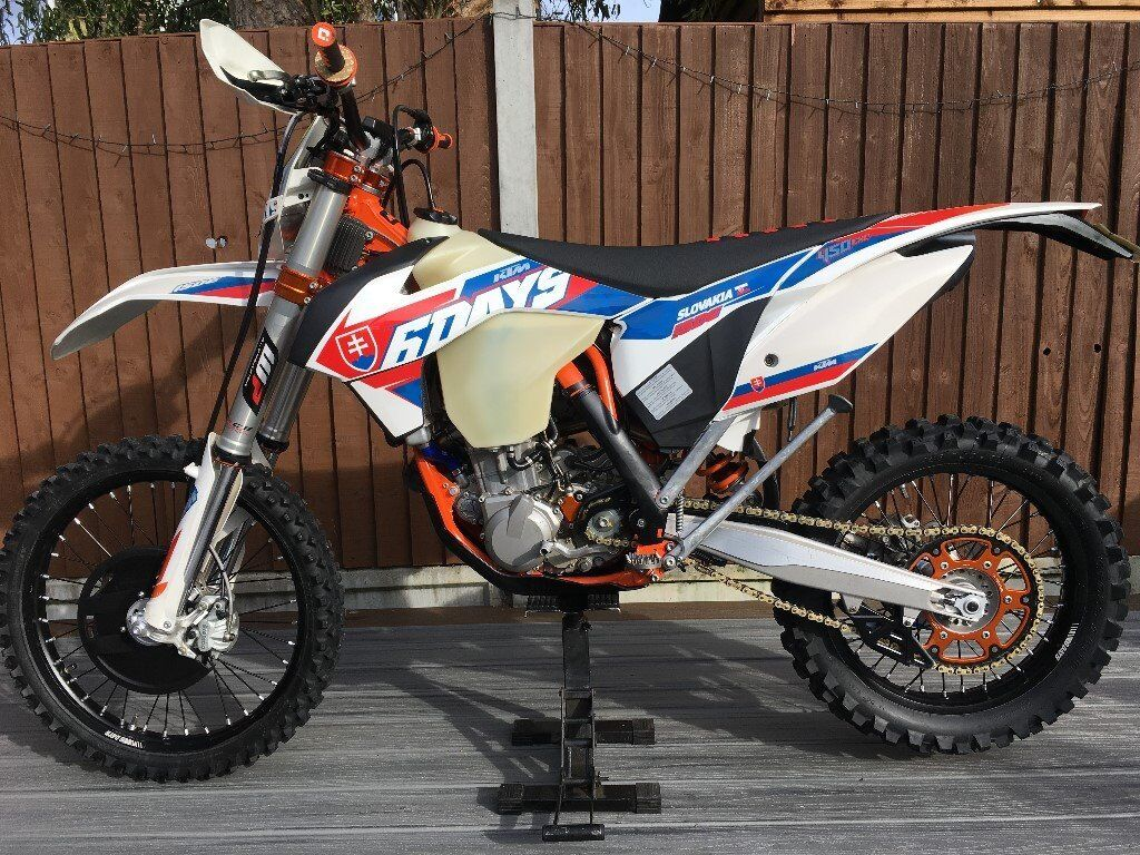 ktm 450 exc sixdays 2016 excellent condition | in Rochford, Essex | Gumtree