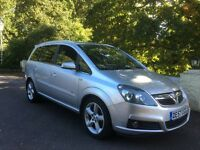 VAUXHALL SRI SPORT, SAT/NAV, TV, 7 SEATER, MANUAL