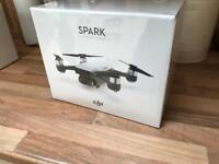 Brand New Sealed Drone - DJI Spark Fly More Combo