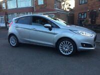 Ford Fiesta 1.0 EcoBoost titanium 125bhp 2014 not Vauxhall,BMW,Peugeot
