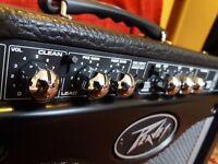 Peavey Rage 258 Guitar Amplifier with TransTube technology (25 watt)