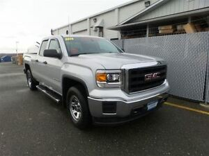 2014 GMC Sierra 1500 Double Cab 4x4 - 1 Owner, Low KMS!