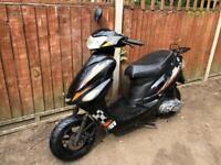 50cc pulse moped scooter vespa honda piaggio yamaha gilera peugeot