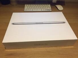 Brand new Apple MacBook Pro 2015