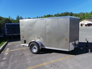 2017 Haulin HLAFT510SA 5X10 RAMP DOOR