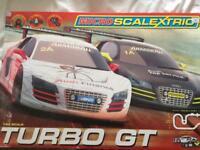 Turbo GT Micro Scalextric set