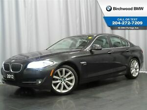 2012 BMW 5 Series 535i xDrive Executive Package!