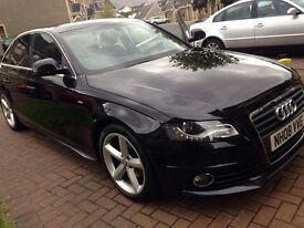 AUDI A4 S-LINE Low Milage/Full Service History