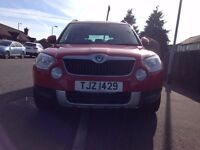 Low Mileage Skoda Yeti in very good condition SE Plus. FSH, had the car from new-39k miles, Nov 2011