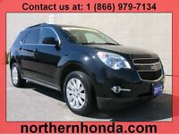 2012 Chevrolet Equinox LT2 (2 Sets of Tires, New Windshield)