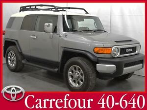 2011 Toyota FJ Cruiser 4x4 Gr.Aventure Automatique Impeccable !!