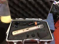 AKG1000S MICROPHONE IN ALI BOX