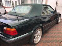 BMW 318i (E36) convertible