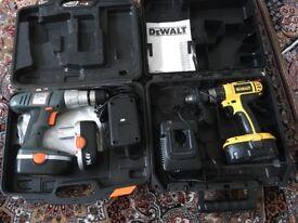 Dewalt and xtreme drill