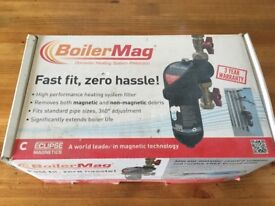 BoilerMag Domestic Heating System Filter 28mm