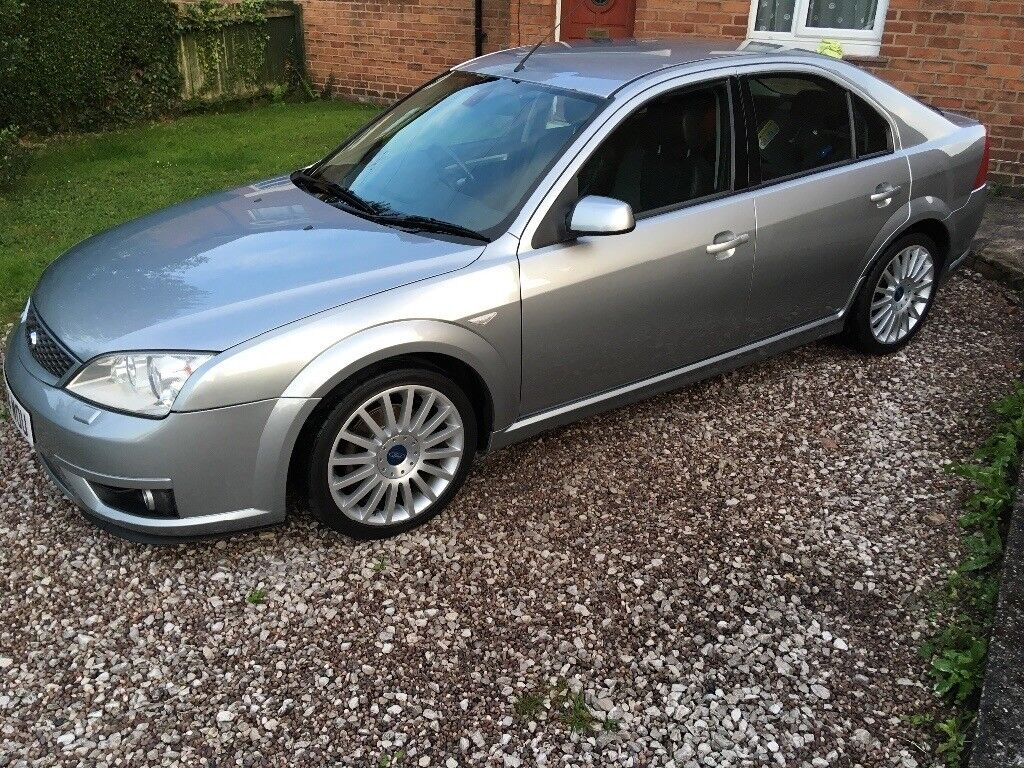 ford mondeo st220 silver 2005 in wrexham gumtree. Black Bedroom Furniture Sets. Home Design Ideas